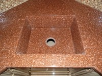 Staron PC851 PEBBLE COPPER_10